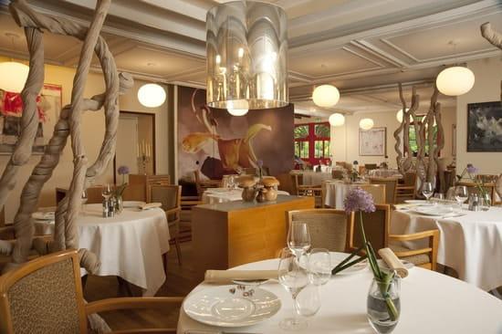 Le Manoir du Lys  - Le restaurant -   © manoir