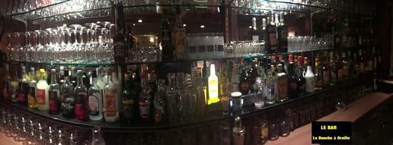 Le Bouche à Oreille  - Le Bar -
