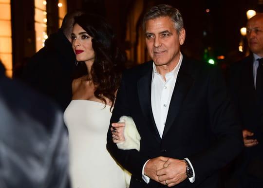 Amal et George Clooney, vers une séparation?