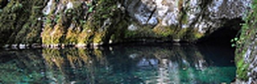 Tour du monde des plus belles sources d'eau