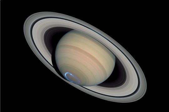 Promenade autour de Saturne