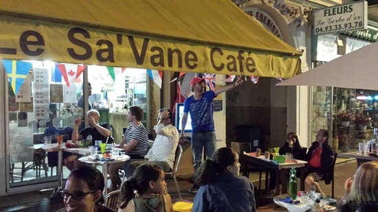 Le Savane Café  - Terrasse -