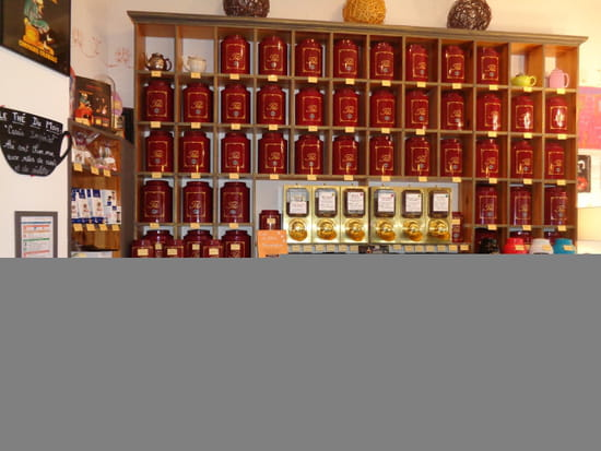 Comptoir de Marie   © comptoir des thés et cafés