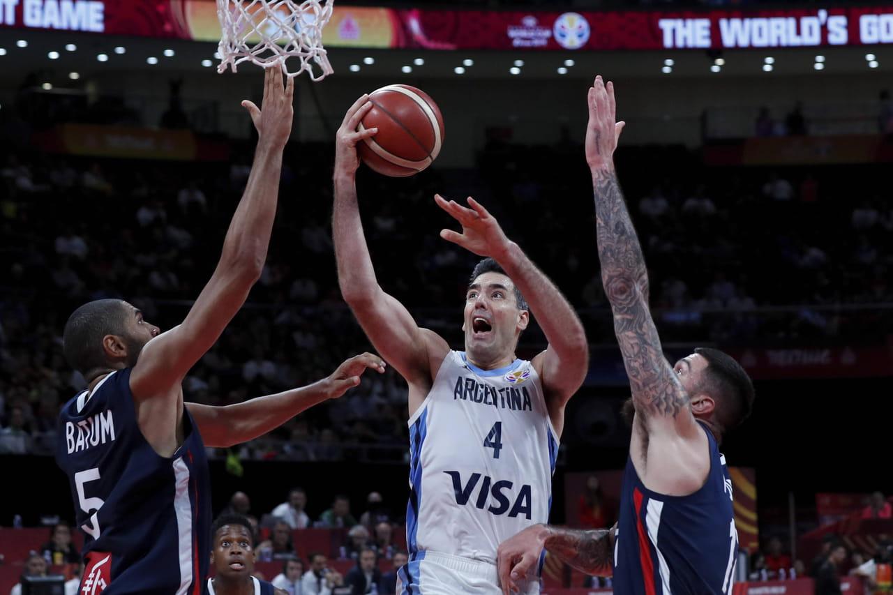 Argentine - France (basket): les Bleus éliminés, résumé du match et vidéos