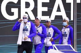 Natation: du bronze européen et Tokyo à portée de main pour le 4x100m féminin