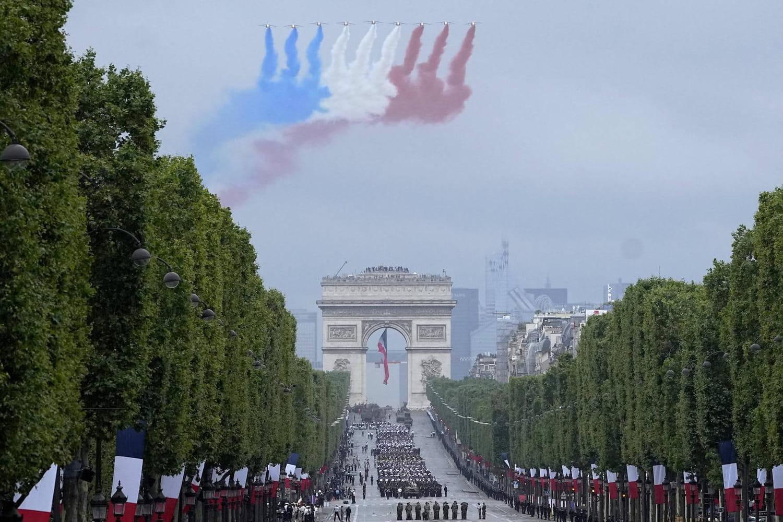 14juillet 2022: histoire du jour férié, célébration de la fête nationale