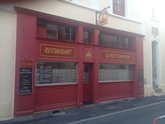 Restaurant : Le Petit Comptoir
