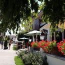 Restaurant Le Lac  - Terrasse de l'Hôtel Le Lac -