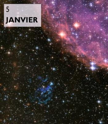 les étoiles seforment par gravitation à partir de nuages de particules.
