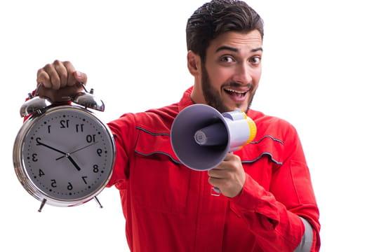 Demande de versement d'indemnité de retard pour des travaux