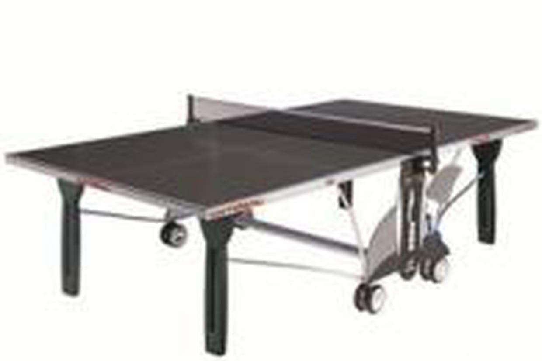 Table De Tennis De Table Cobalt Avec Une Housse Offerte