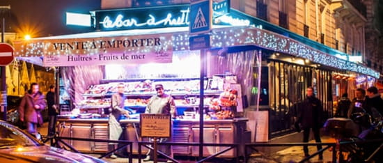 Le Bar à huitres Saint-Germain
