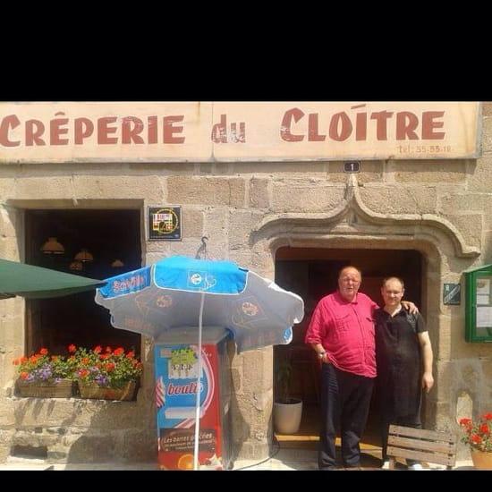 Restaurant : Crêperie du Cloitre