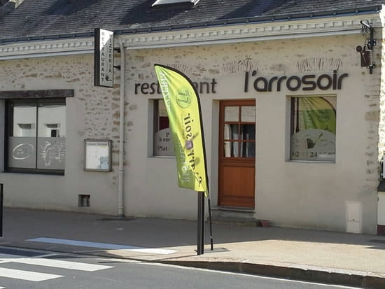 Restaurant : L'arrosoir