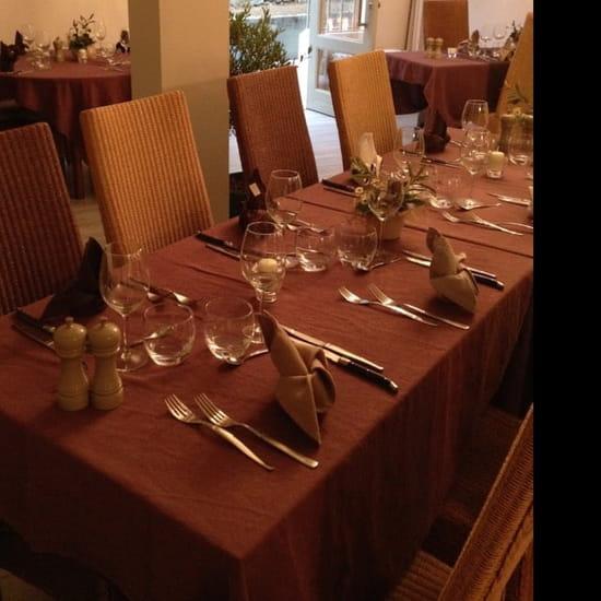 Restaurant : Le relais des oliviers