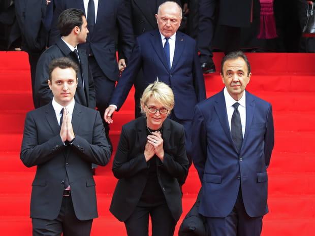 EN IMAGES - Les personnalités venues rendre hommage à Jacques Chirac
