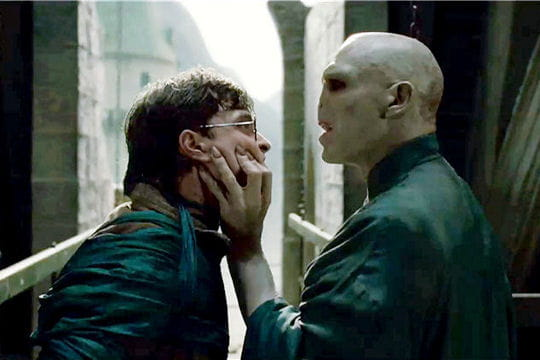 8e: Harry Potter et lesreliques delamort, partie2