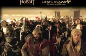 Bilbo Le Hobbit: des consignes de sécurité en avion inspirées dufilm