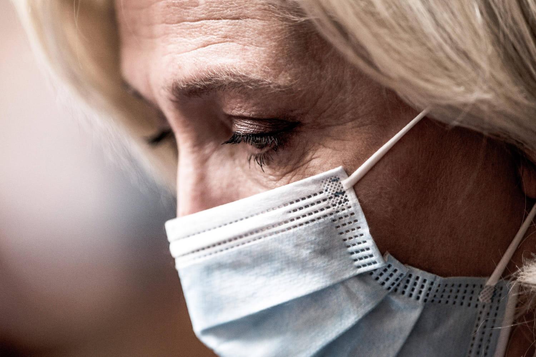 Marine Le Pen: un sondage replace la leader du RN devant Zemmour