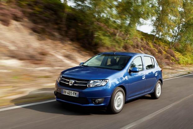 Dacia Sandero: à partir de 7990euros