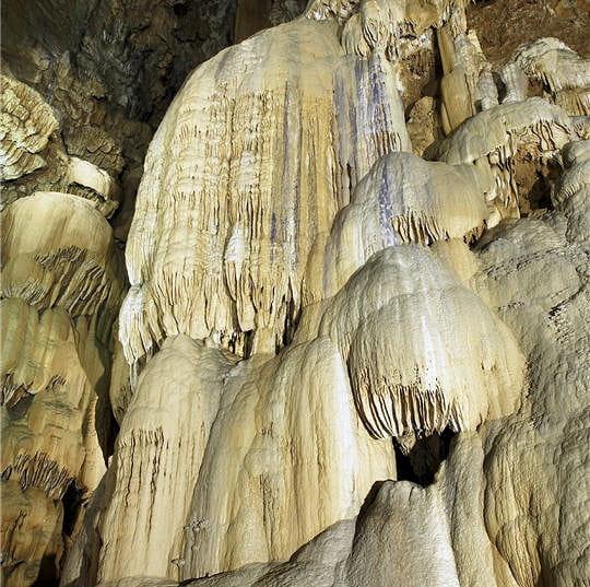 Dépôts minéraux