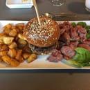Plat : La Bonne Fontaine  - Burger Le Marceau -