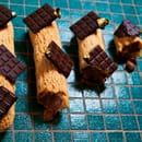 Salon de Gourmandises Intuitions By J.  - Eclairs au chocolat -