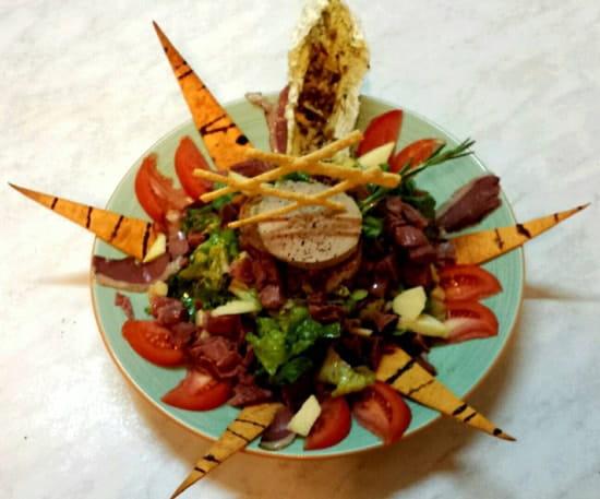 Plat : Restaurant Le Relais d'Ayen  - La relais -
