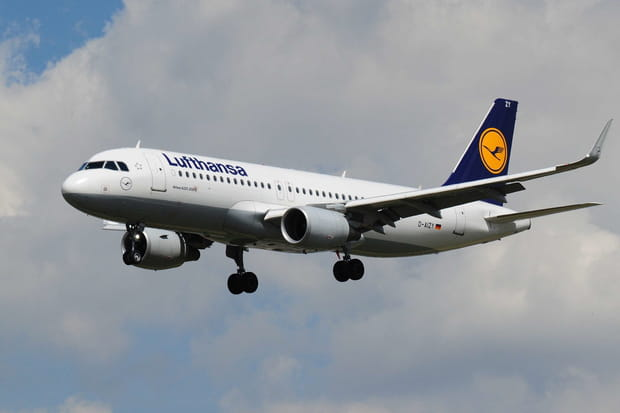 N°11: Lufthansa