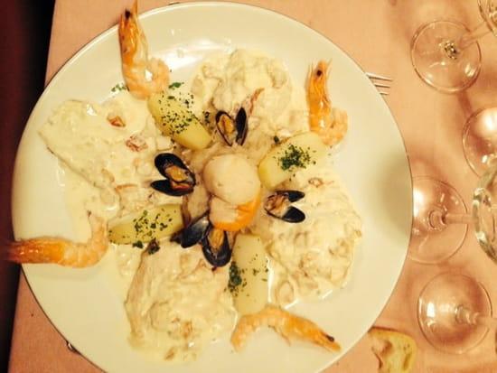 Plat : Le Doyen  - Choucroute de la mer -