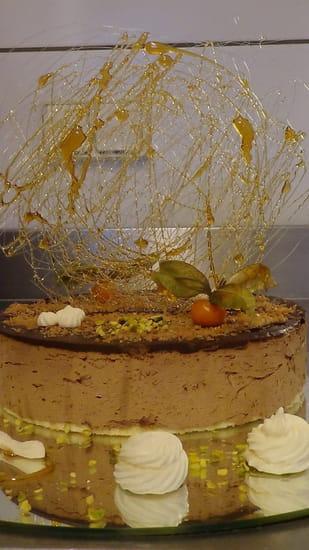 La Petite Auberge  - craquant au chocolat -