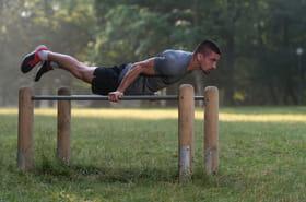 Street workout: et si vous faisiez vos exercices dans la rue?