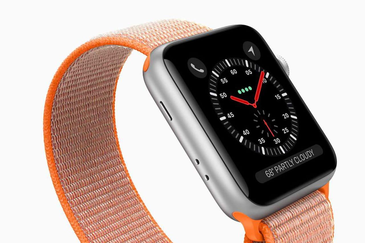 Cyber Monday / Black Friday montre connectée: des offres sur l'Apple Watch