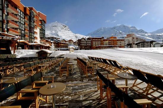 Restaurant Face West Café  - la terrasse 2 -