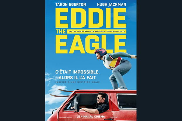 Eddie the Eagle - Photo 1