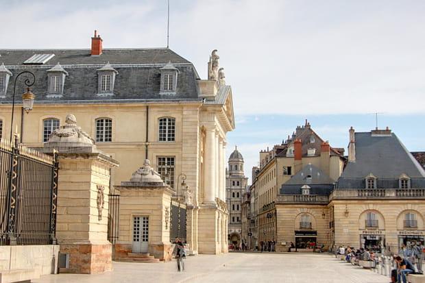 Le palais ducal de Dijon