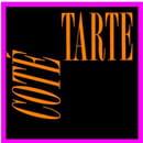 Coté Tarte  - logo Coté Tarte -   © Kobus