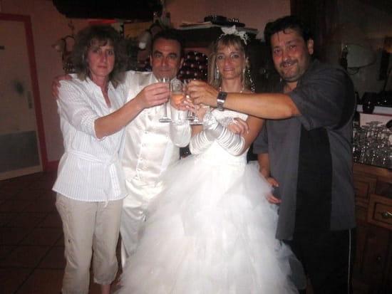 Au Langonnais  - mariage le 7 juillet 2012 -   © karine et candelas Dominguez