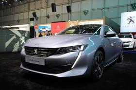 La nouvelle Peugeot 508en images et sous toutes les coutures