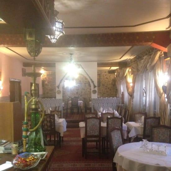 Restaurant : Le Palais De Marrakech  - Salle principal  -