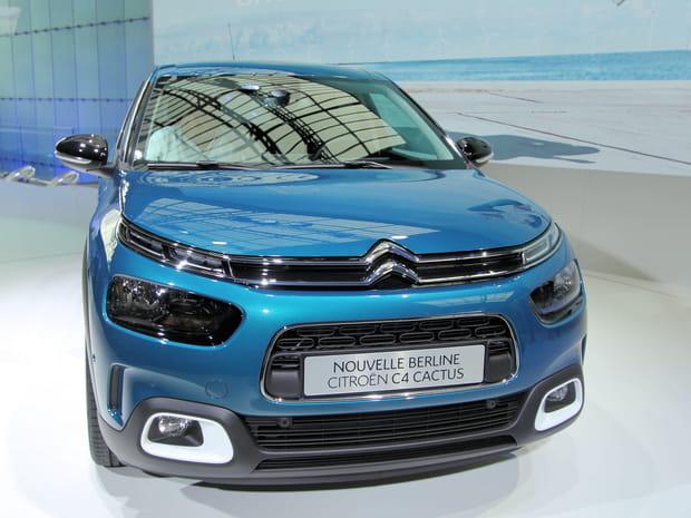 Les photos du nouveau Citroën C4Cactus