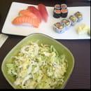 Plat : Suki Sushi  - Salade chou et formule midi -
