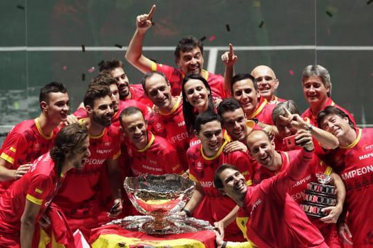 Coupe Davis2019: le Canada échoue en finale, l'Espagne sacrée