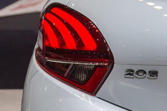Nouvelle Peugeot 208: une présentation à Genève en 2019? Les photos