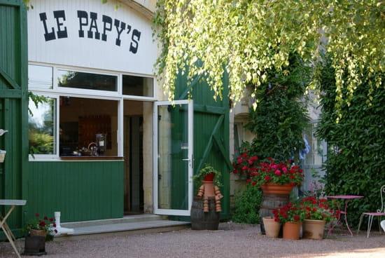 Le Papy's  - L'entrée -