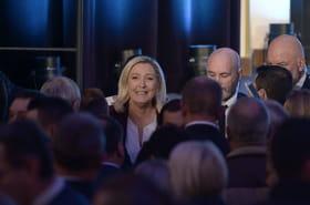 Marine Le Pen sera candidate à la présidentielle 2022, mais que disent les sondages?