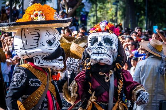 Jour des morts: date, déguisement, maquillage... Infos sur la fête mexicaine