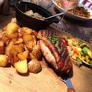 Plat : La Gourmandise  - Magret de canard  -