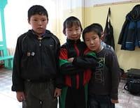 Les chemins de l'école : Le chemin de l'école de Stas (Sibérie)