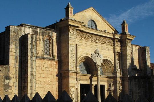 Santa María la Menor, laplusanciennecathédraledesAmériques